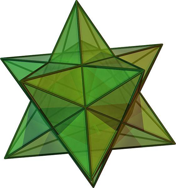 ケプラーの小星形十二面体